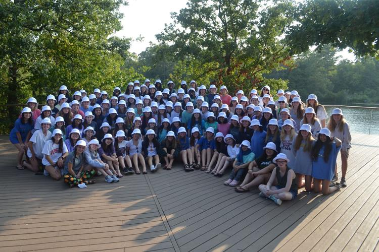 Seniors Kick Off the Year at Allaso Ranch