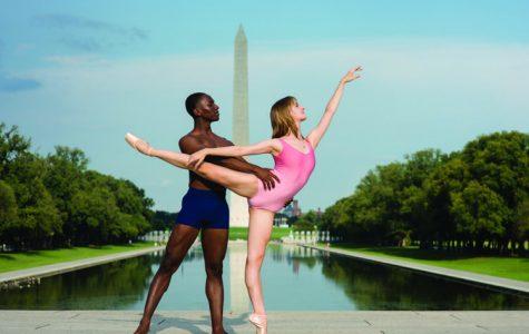 Dancing Her Way Through D.C.