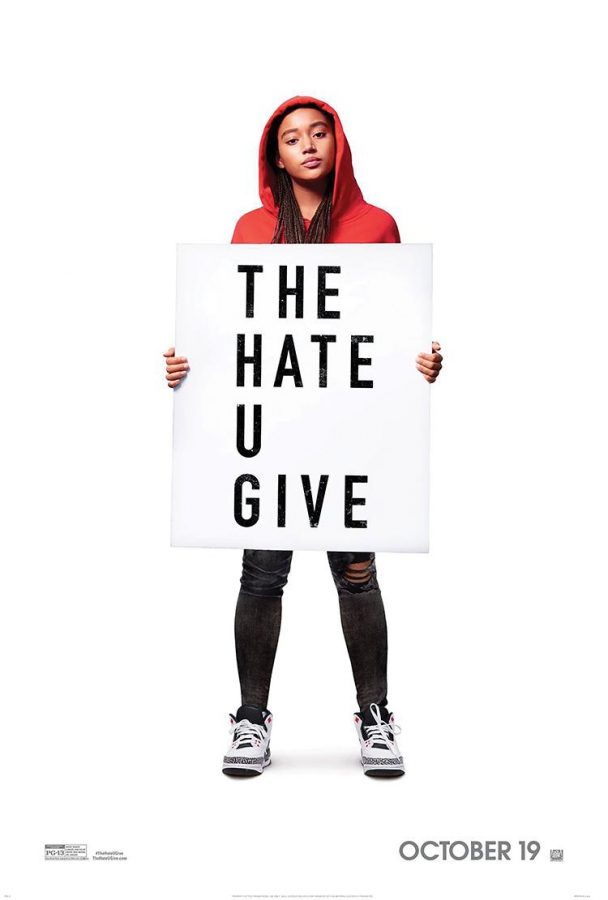 "No Hate for the ""Hate U Give"""