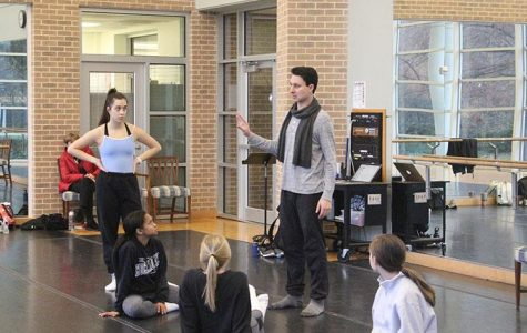 Q&A With Guest Dance Artist Kevin Jenkins