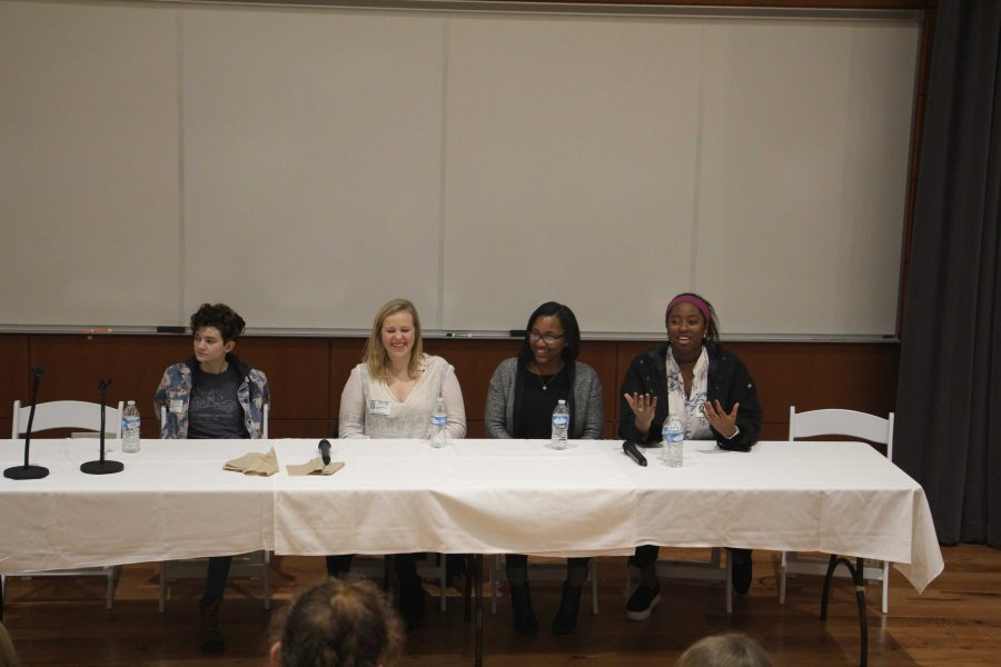 College Counseling Brings Back Young Alumni Panel
