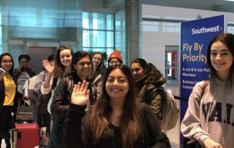 Hockaday Model UN Attends NAIMUN