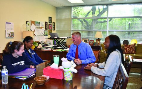 The Hunt for an Upper School Head