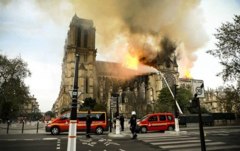 Notre Dame Fire Sparks Both Controversy and Unity