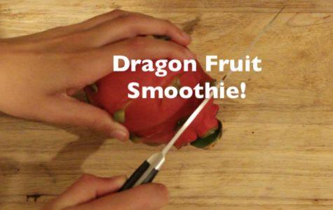 Fourcast Tasty: Dragon Fruit Smoothie