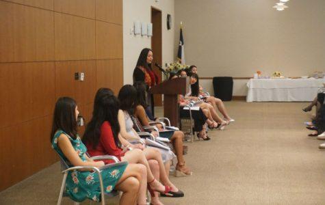 Celebrating Heritage at Senior Receptions
