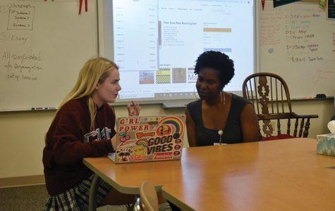 Dissertation Determination: Ms. Hamilton's Gap Year