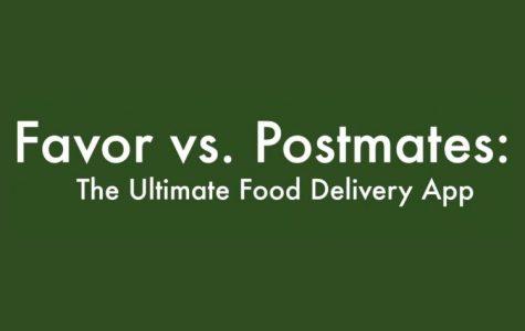 Postmates vs. Favor