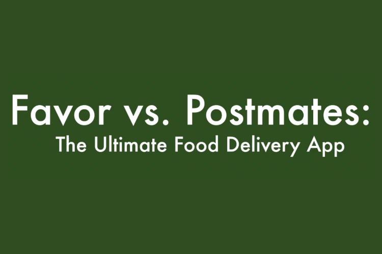 Postmates+vs.+Favor