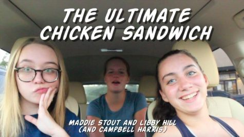 The Ultimate Chicken Sandwich