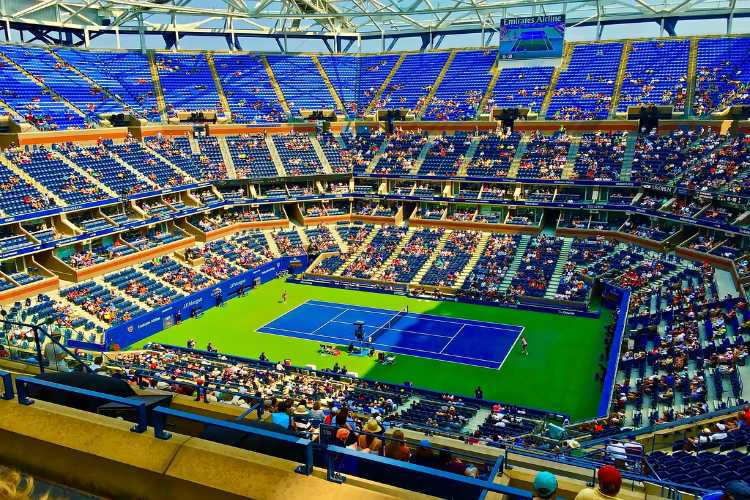 Open-ions About The US Open