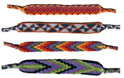Hockaday Letter of Recommendation: Friendship Bracelets