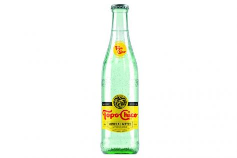 Hockaday Letter of Recommendation: Topo Chico