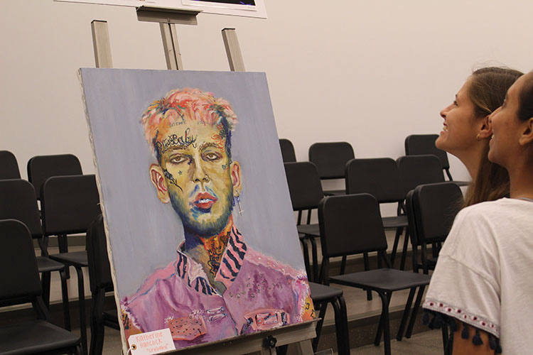 Mixing It Up: Fine Arts Continues to Integrate Visual, Performing arts