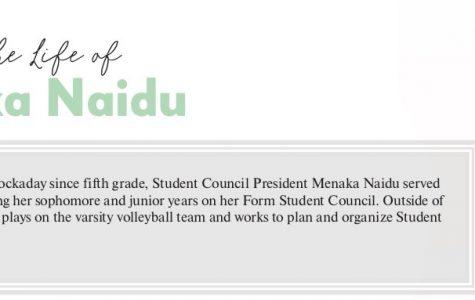 Day in the Life of Menaka Naidu