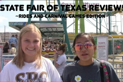Fourcast Goes to the State Fair: Rides and Carnival Games
