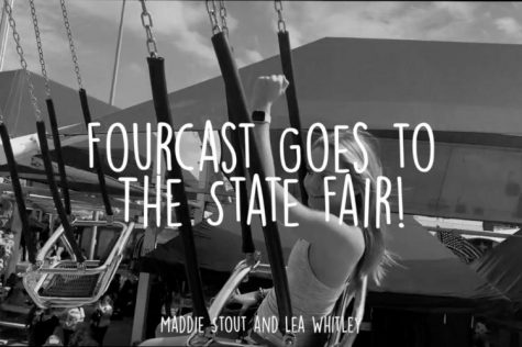 Fourcast Goes to the State Fair: Food