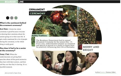 Boarderline: Ornament Ceremony