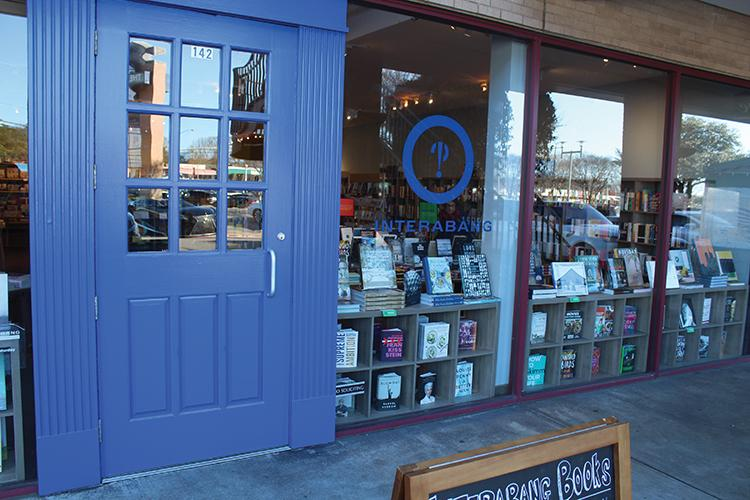 Bookworm Paradise: Shops offer intriguing alternatives