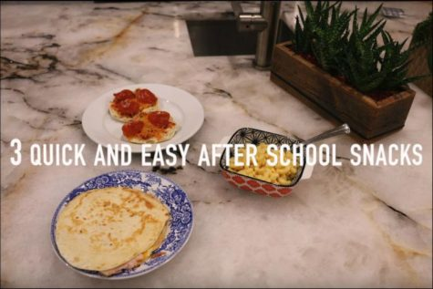 Fourcast Tasty: After School Snacks