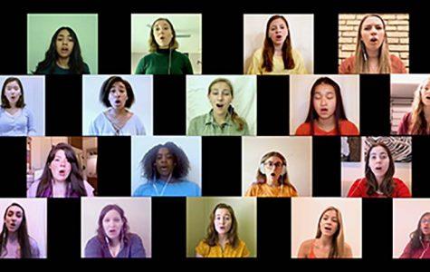Choir concert continues