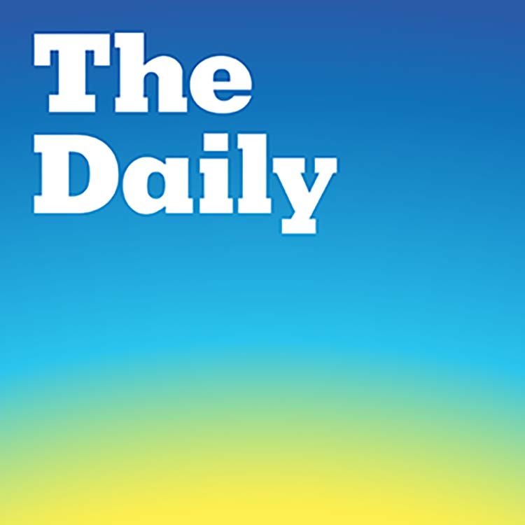 'The Daily' dose