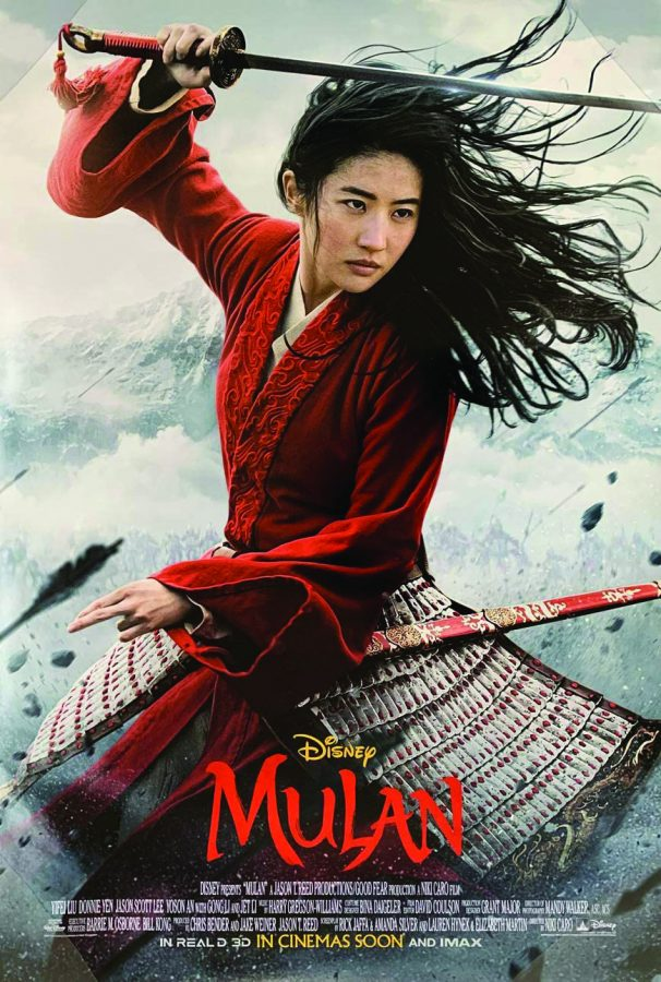 Reflections on 'Mulan'