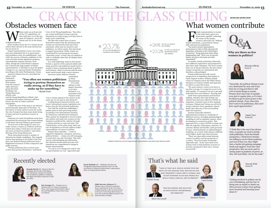 Cracking the glass ceiling