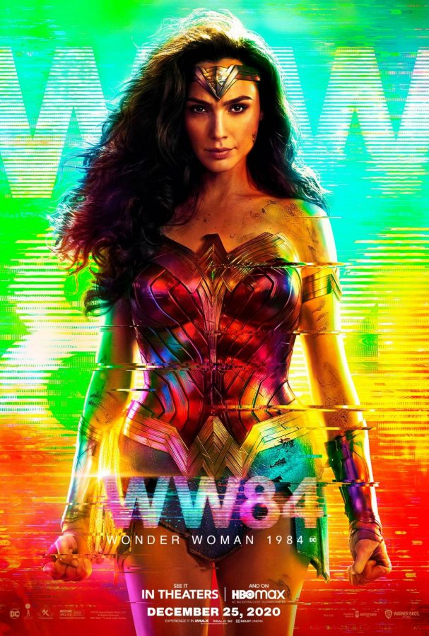 Wonder Woman 1984 is only available for streaming on HBO Max. photo provided by Netflix